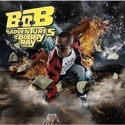 B.o.B Presents: The Adventures of Bobby Ray 專輯封面