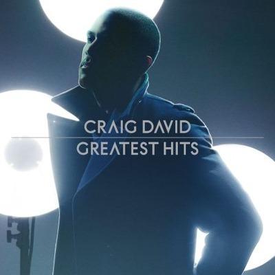 Craig David - Greatest Hits 專輯封面