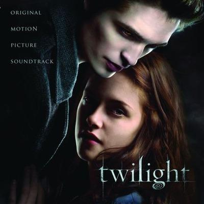 Twilight 暮光之城電影原聲帶 專輯封面
