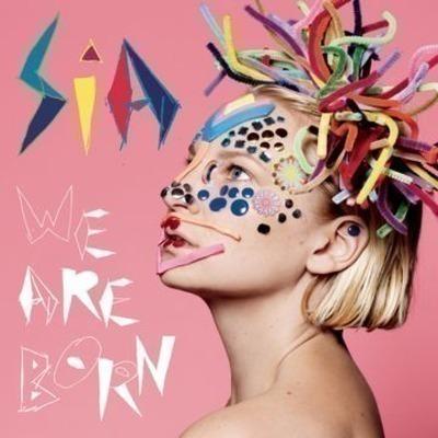 We Are Born 為愛而生 專輯封面