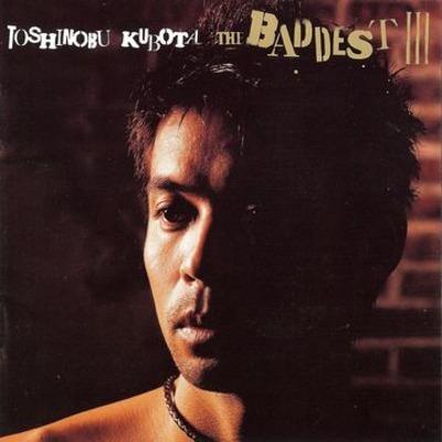 The Baddest III 超級精選輯III 專輯封面