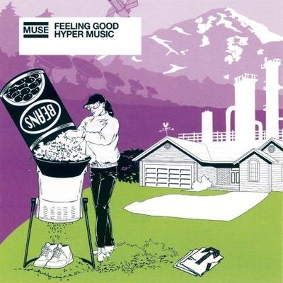 Feeling Good / Hyper Music 專輯封面
