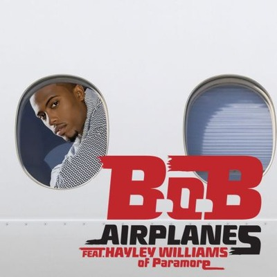 Airplanes [feat. Hayley Williams of Paramore] 專輯封面