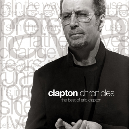 Clapton Chronicles: The Best Of Eric Clapton 專輯封面