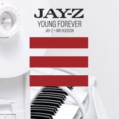 Young Forever [Jay-Z + Mr Hudson] 專輯封面