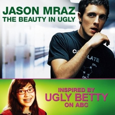 The Beauty In Ugly [Ugly Betty Version] 專輯封面