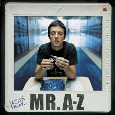 Mr. A-Z 專輯封面