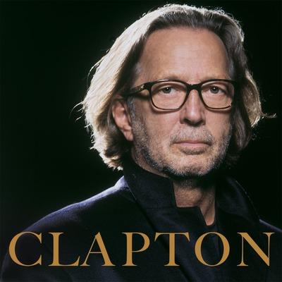 Clapton 專輯封面