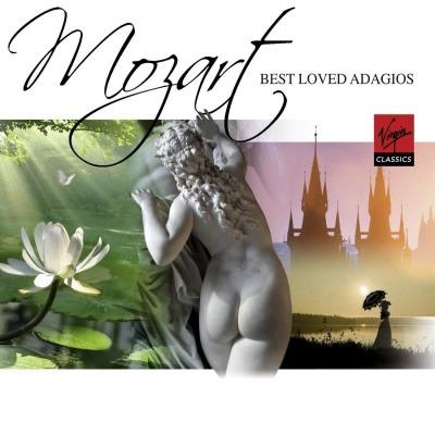 Mozart Best loved adagios 莫札特最愛慢板集 專輯封面