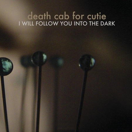 I Will Follow You into the Dark (European Slimline) 專輯封面