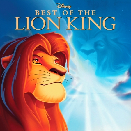 Best Of The Lion King 專輯封面