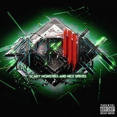 Scary Monsters and Nice Sprites EP 專輯封面
