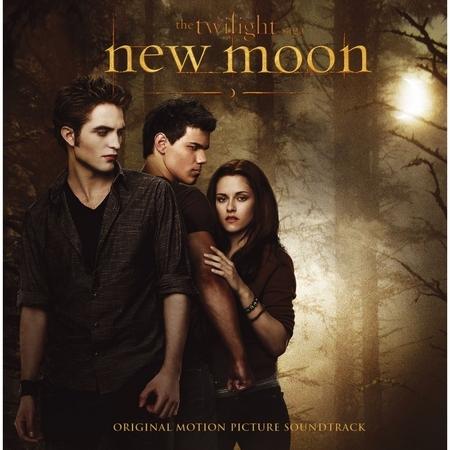 The Twilight Saga: New Moon 專輯封面