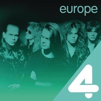 Four Hits: Europe 專輯封面