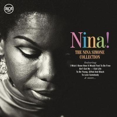 The Nina Simone collection 專輯封面