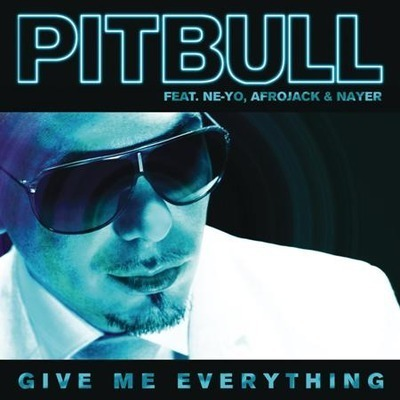 Give Me Everything (feat. Ne-Yo, Afrojack & Nayer) 專輯封面