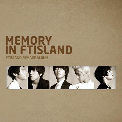 MEMORY IN FTISLAND 專輯封面