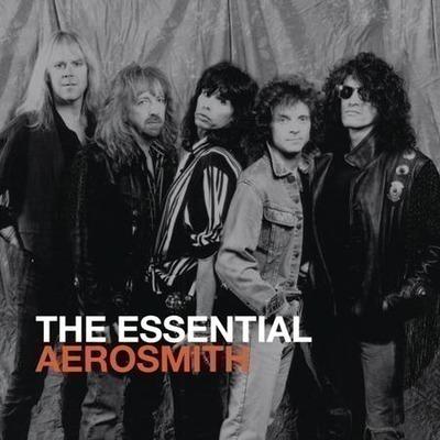 The Essential Aerosmith 專輯封面