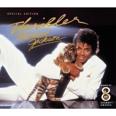 Thriller 顫慄 專輯封面