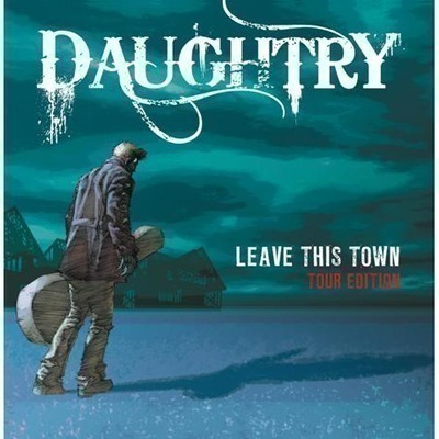 Leave This Town (Tour Edition) 專輯封面