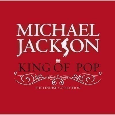 King Of Pop 流行樂之王-永恆紀念精選 專輯封面