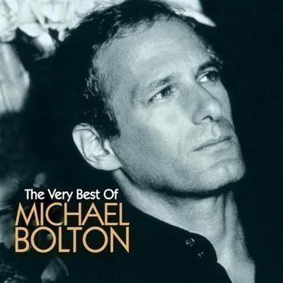 Michael Bolton The Very Best 永恆情歌精選 專輯封面