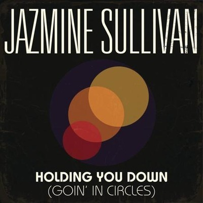 Holding You Down (Goin' In Circles) 專輯封面