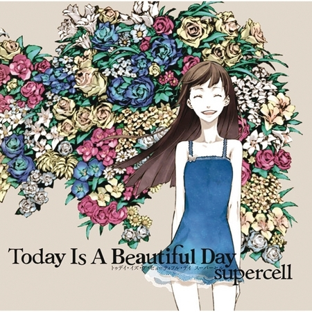 Today Is A Beautiful Day 專輯封面