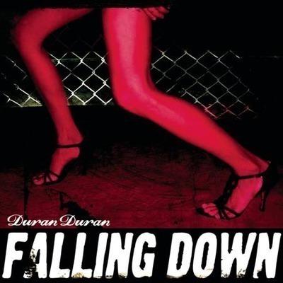 Falling Down 杜蘭杜蘭合唱團 專輯封面