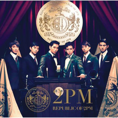 REPUBLIC OF 2PM 專輯封面