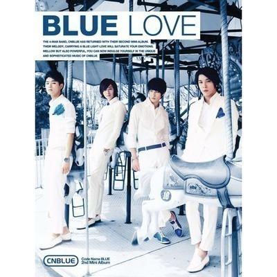 BLUE LOVE 專輯封面