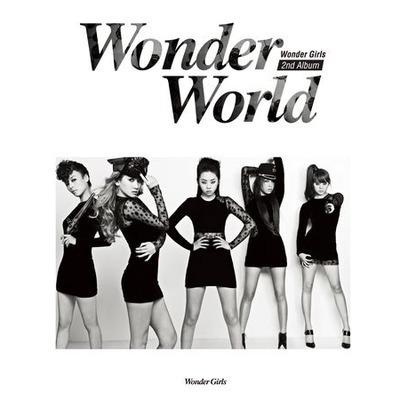 Wonder World 專輯封面
