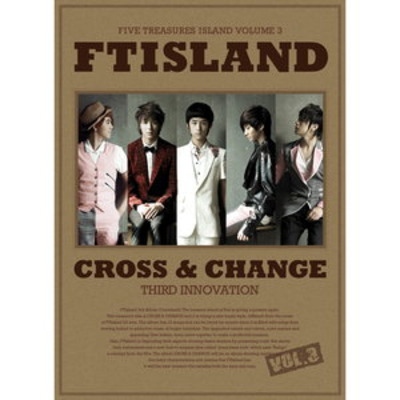 CROSS & CHANGE 韓語正規3輯 專輯封面