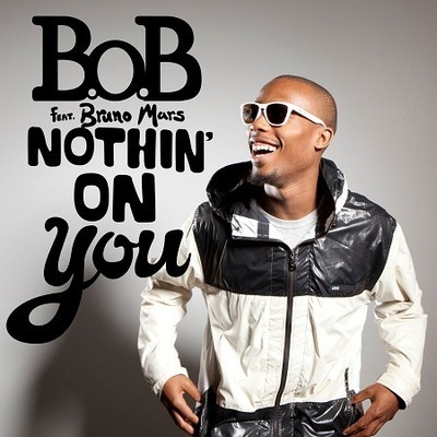 Nothin' On You [feat. Bruno Mars] 專輯封面
