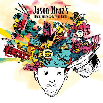 Jason Mraz's Beautiful Mess: Live On Earth 專輯封面