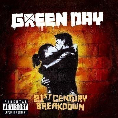 21st Century Breakdown 專輯封面