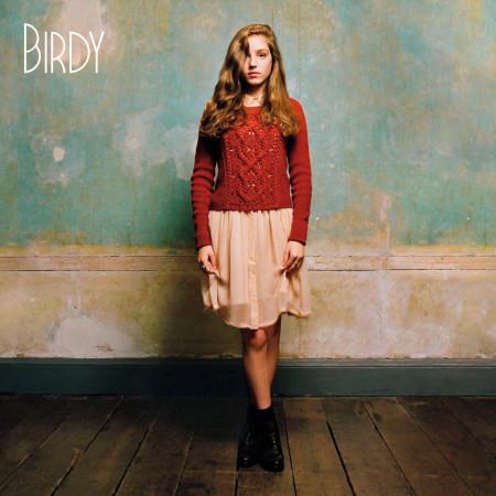 BIRDY 首張同名專輯 專輯封面
