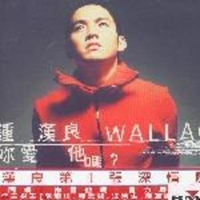 妳愛他嗎 專輯封面