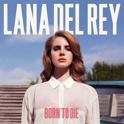 Born To Die (Deluxe Version) 專輯封面
