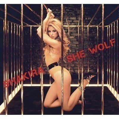 She Wolf 專輯封面