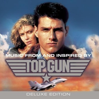 Top Gun Deluxe Edition 專輯封面