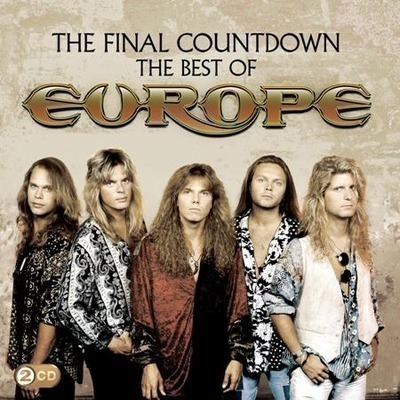 The Final Countdown: The Best Of Europe 專輯封面