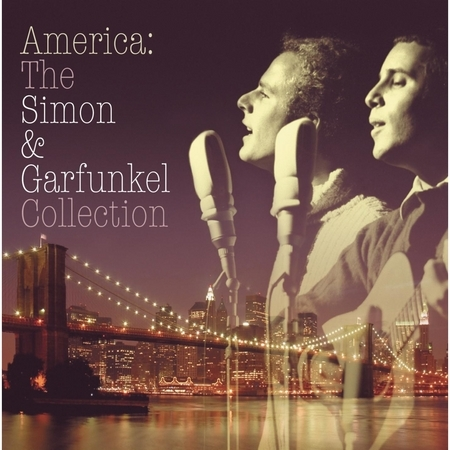 America: The Simon & Garfunkel Collection 專輯封面
