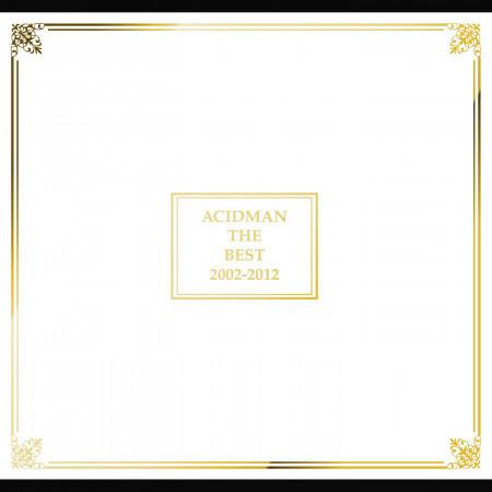 THE BEST 2002-2012 專輯封面