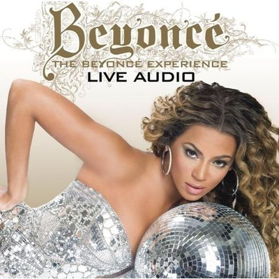 The Beyonce Experience Live Audio 專輯封面
