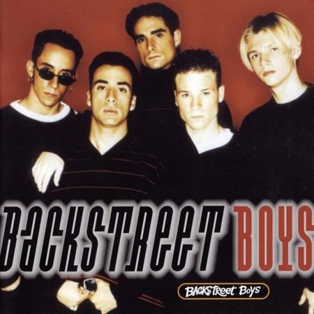 Backstreet Boys 專輯封面