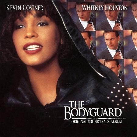 The Bodyguard - Original Soundtrack Album 專輯封面