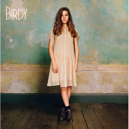 BIRDY (Deluxe Edition) 首張同名專輯 專輯封面