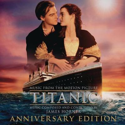 Titanic:Anniversary Edition 專輯封面