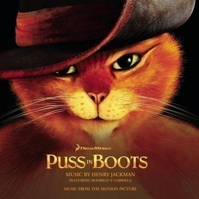 Puss In Boots 專輯封面